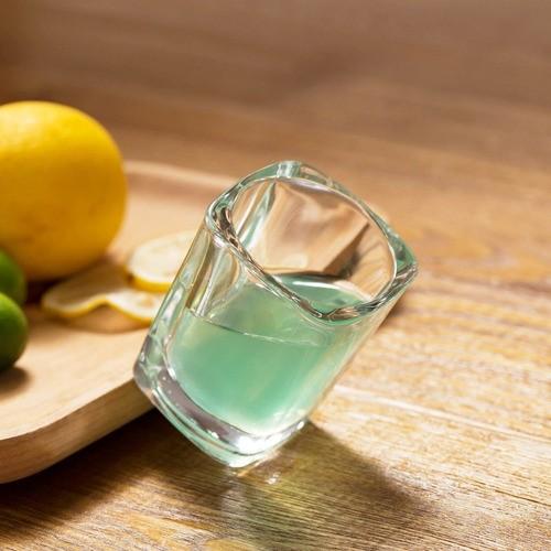 Copo Vidro Aperitivo Dose Bebida Alcoólica Porta Vela 50ml