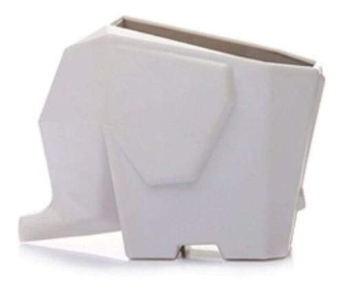 Escorredor Porta Talheres De Elefante Escovas Vaso