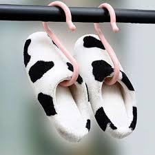 Gancho Organizador Para Pendurar Roupas Sapatos Pequeno 12Un