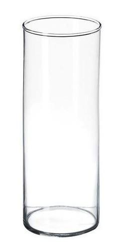 Kit 10 Vasos Tubo Copo Vidro 08 X 21cm Decoração Casamento