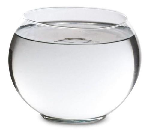 Kit 14 Mini Vasos Aquário De Vidro 700ml Velas Decoração