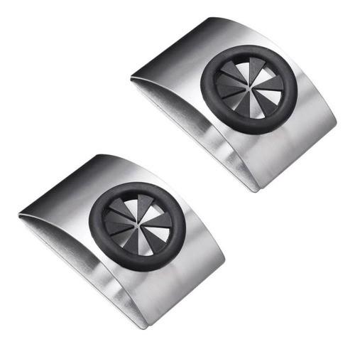 Kit 2 Suporte Parede Para Toalha Banheiro Toalheiro Aço Inox