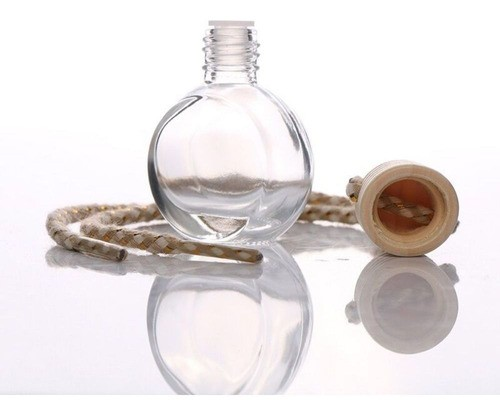 Kit 6 Mini Frascos Difusor Para Essências Aromaterapia Carro