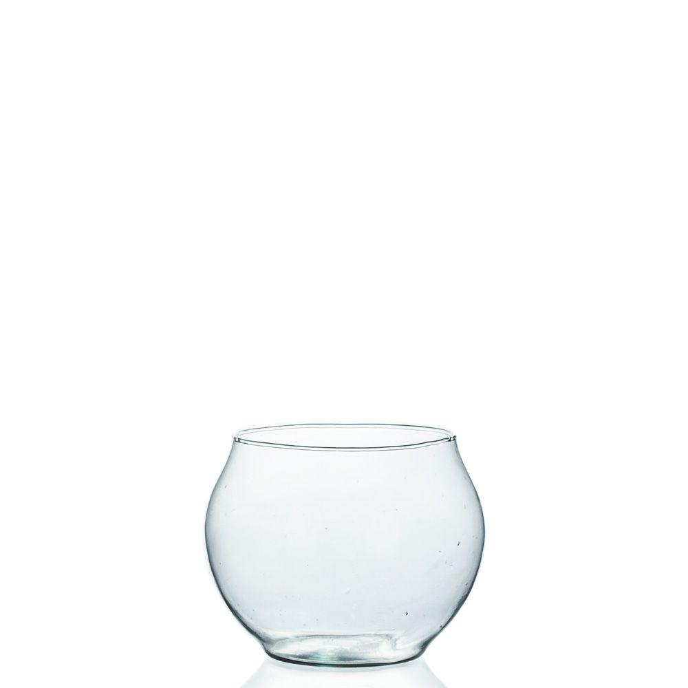 Kit 7 Vasos Aquário De Vidro 700ml Decoração Casamentos