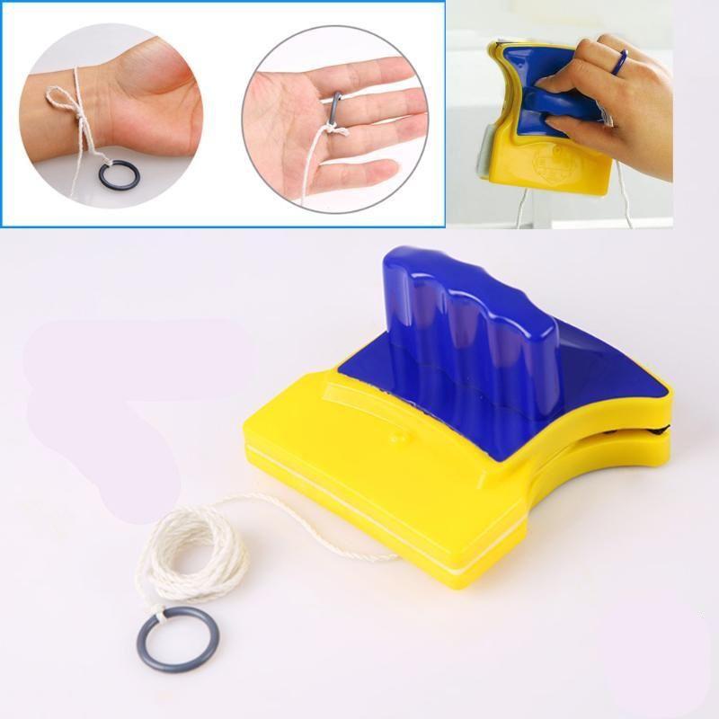 Limpador De Vidros Blindex Magnético Com Filtro Reserva