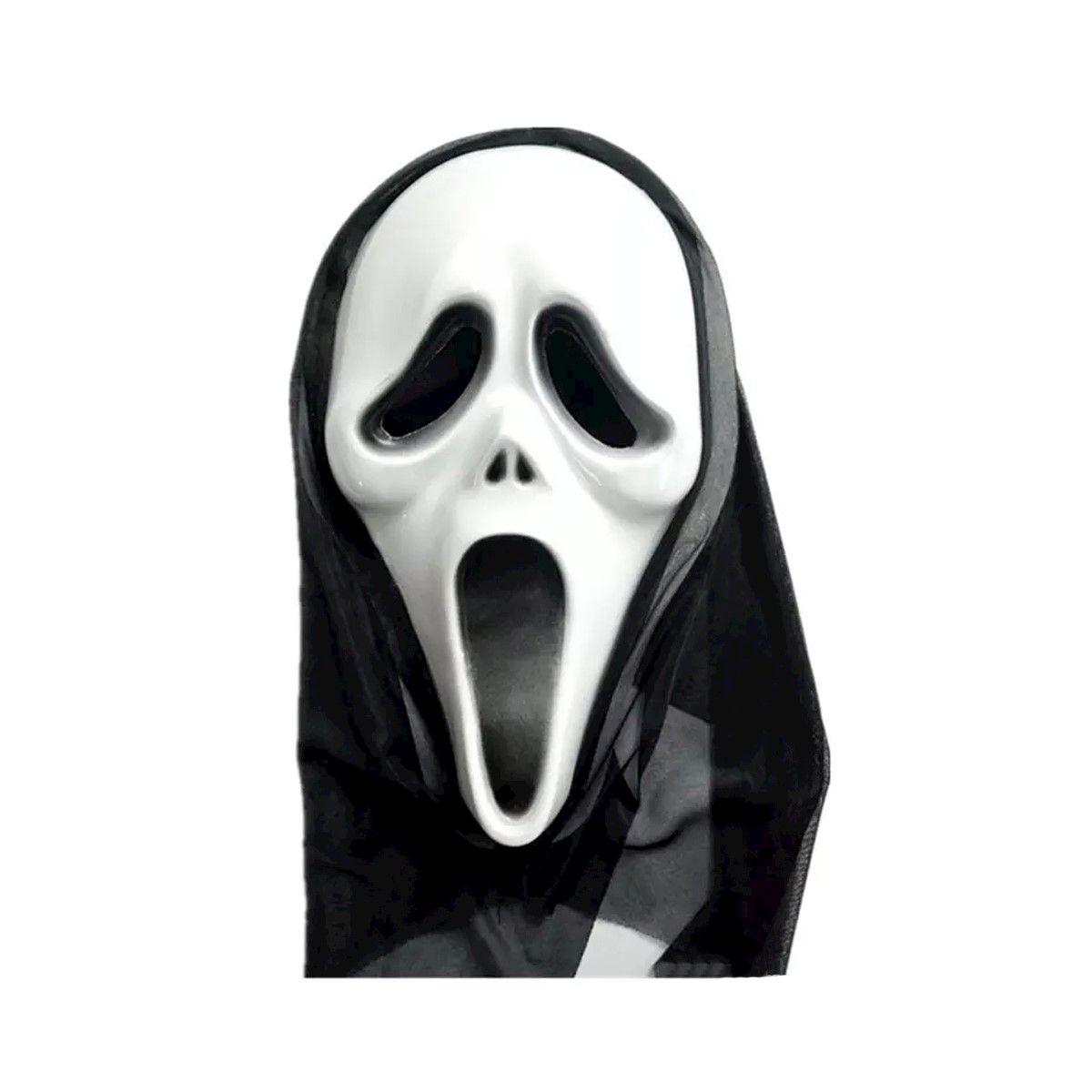 Mascara Para Fantasia Filme Panico Terror Carnaval