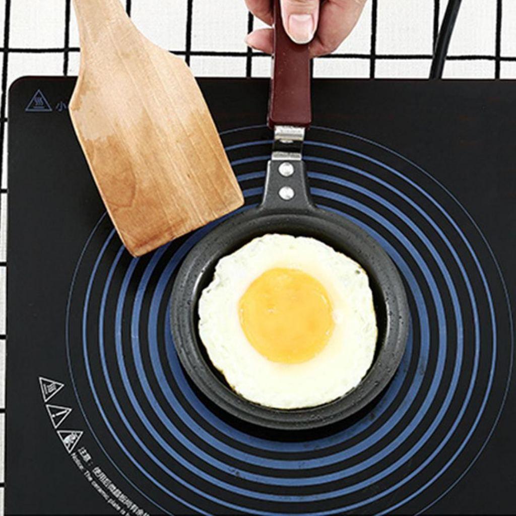 Mini Frigideira Smile Divertida Ovos Café da Manha Criança