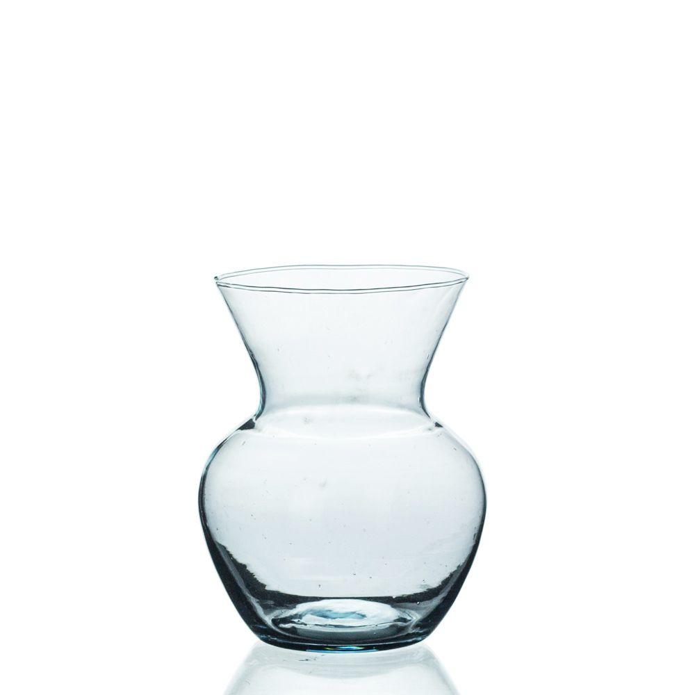 Mini Vaso De Vidro Tokio Para Decoração De Mesa Casamento