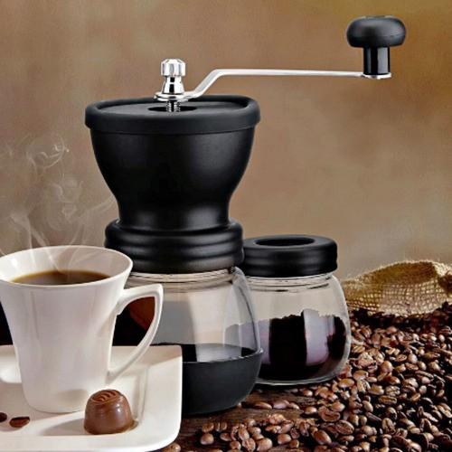 Moedor De Café Com Mecanismo Em Cerâmica Moinho Para Grãos