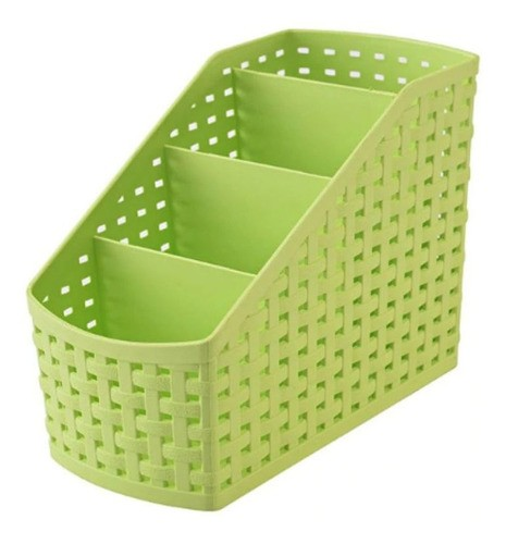 Organizador Multiuso De Mesa Cozinha Verde