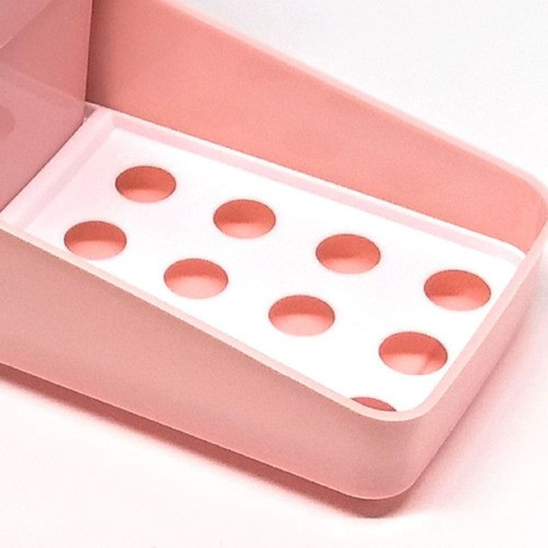 Porta Detergente Suporte Esponja Sabão Plástico