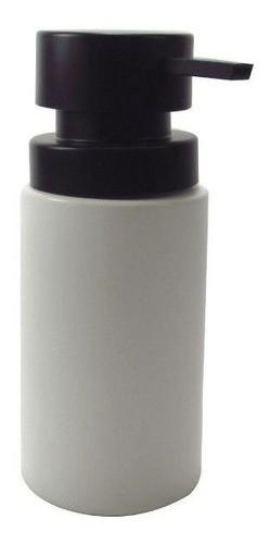 Porta Sabonete Liquido Álcool Gel De Porcelana Luxo 400ml