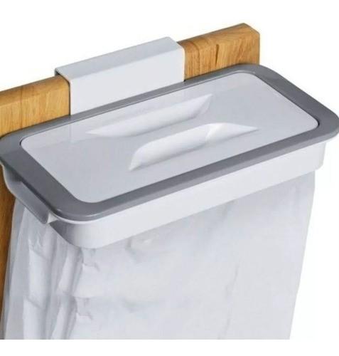 Suporte Para Sacos De Lixo Organizador De Pia Cozinha