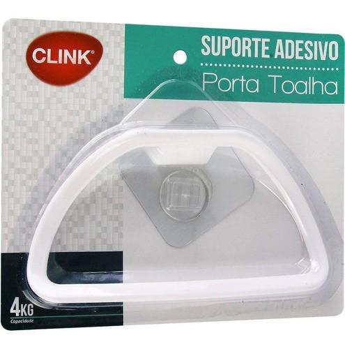 Suporte Porta Toalhas Adesivo Banheiro Box Cozinha 4kg