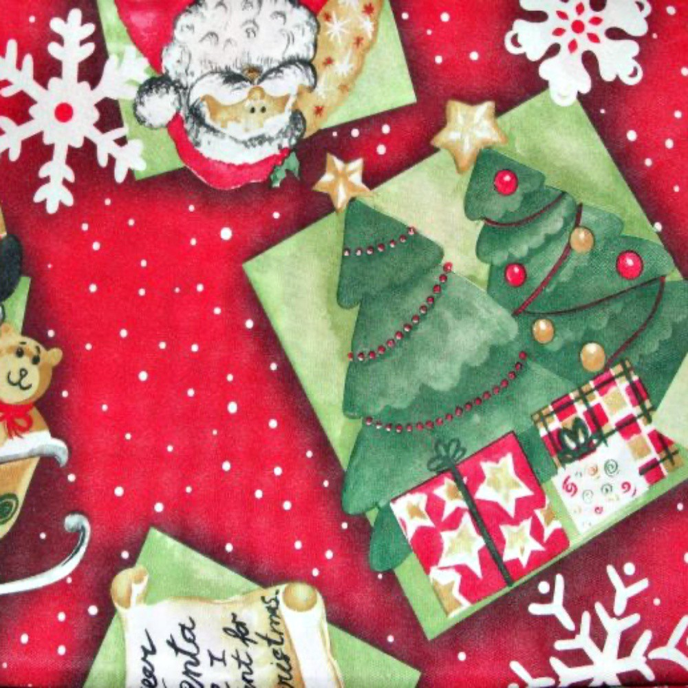 Toalha 1 Metro Caminho De Mesa Natalino Decoração De Natal