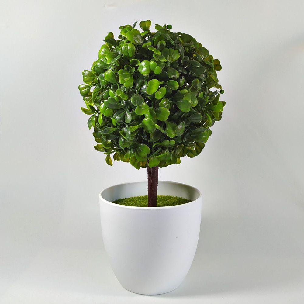 Vasinho Com Flor Arranjo Artificial Para Decoração