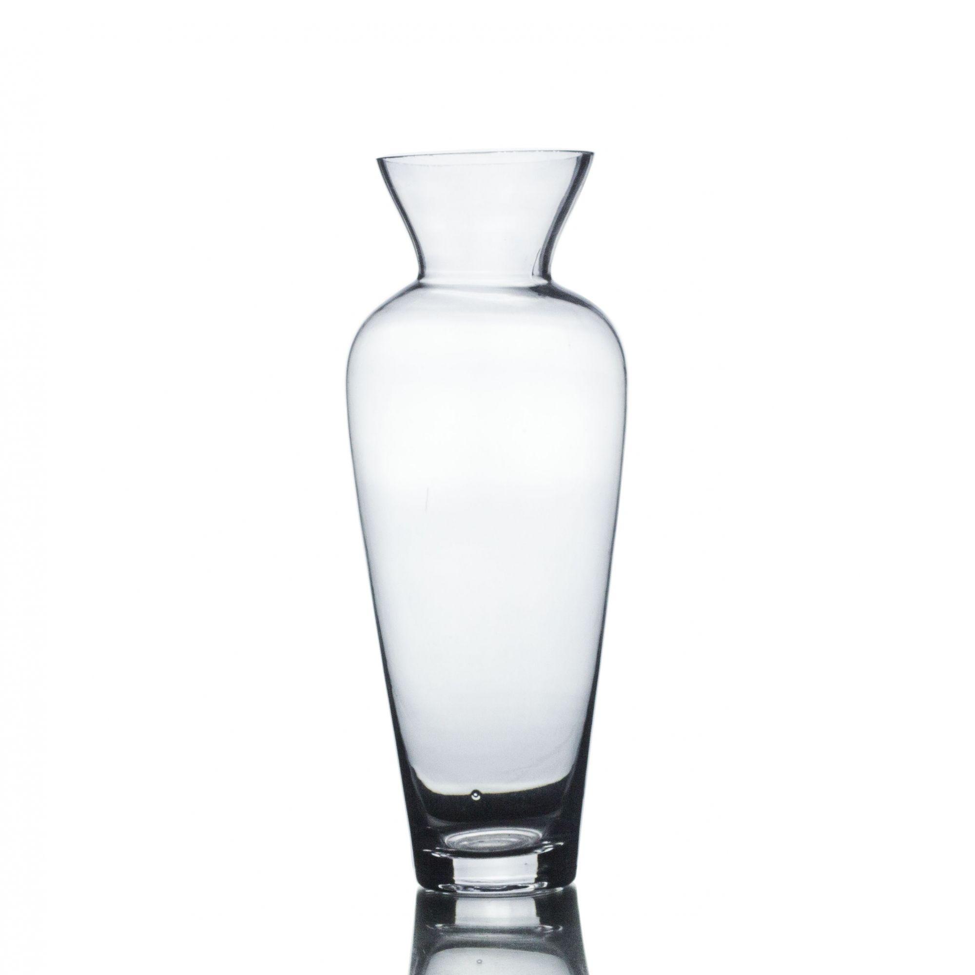 Vaso De Vidro Para Decoração Mesa Ambiente