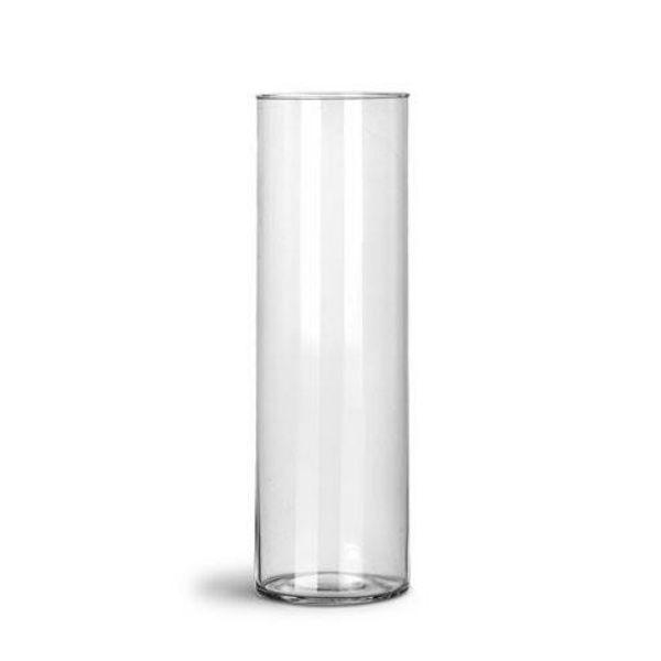 Vaso De Vidro Tubo 14x50 Para Decoração Casamento Flores