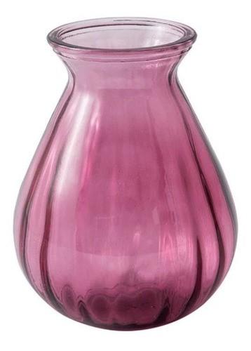 Vaso Decorativo De Vidro Color Decoração De Mesa Sala