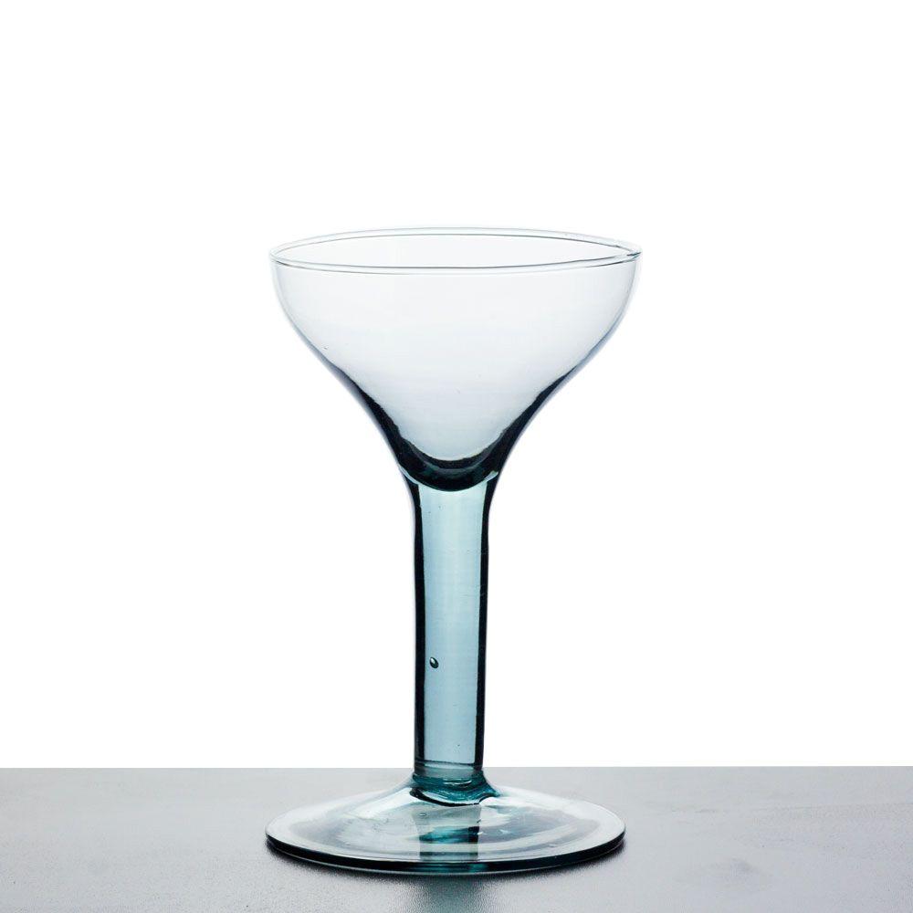Vaso Taça 20cm P/ Decoração Em Vidro Festa Casamento Flores