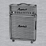 Camiseta Amplifier Marshall