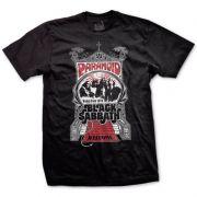 Camiseta Black Sabbath