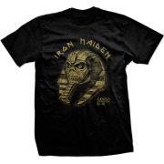 Camiseta Iron Maiden Tour