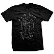 Camiseta Joey Ramone
