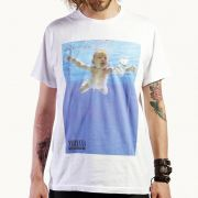 Camiseta Nirvana Nervermind