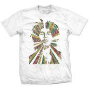 Camiseta Rastaman Branca