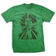 Camiseta Rastaman Verde