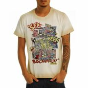 Camiseta Rockabilly Vintage