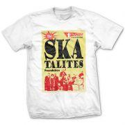 Camiseta Skatalites Branco