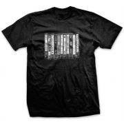 Camiseta  VHS Preto