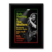 Poster/Quadro Bob and The Wailers