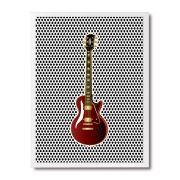 Poster/Quadro Guitarra