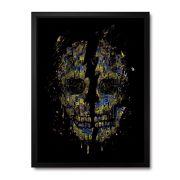 Poster/Quadro Skull Sound