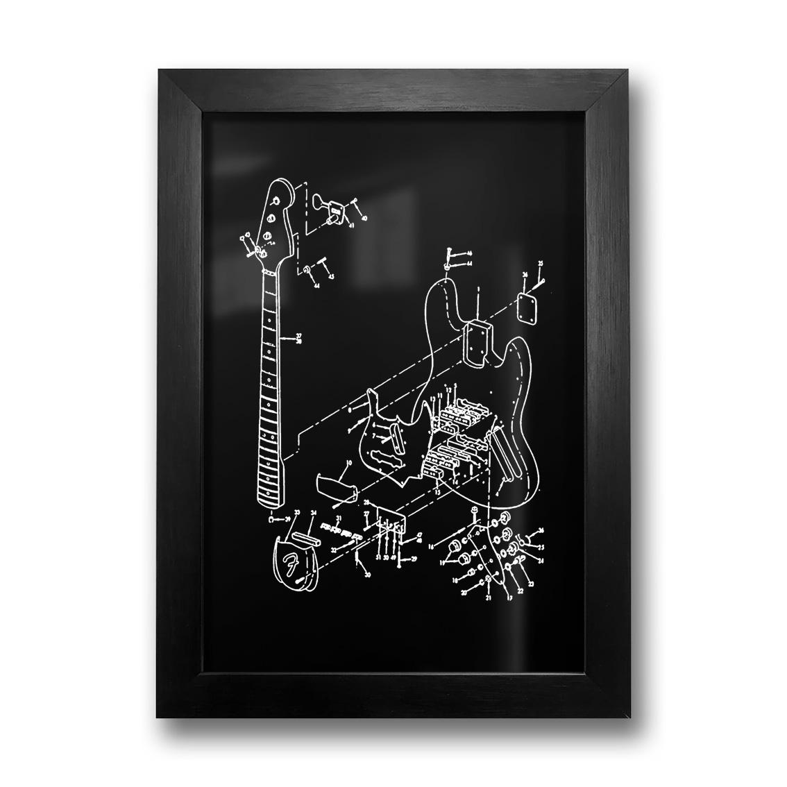 Quadro Bass Patent