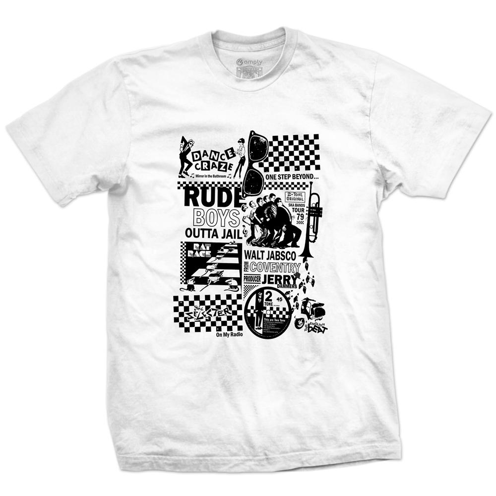 Camiseta 2 Tone