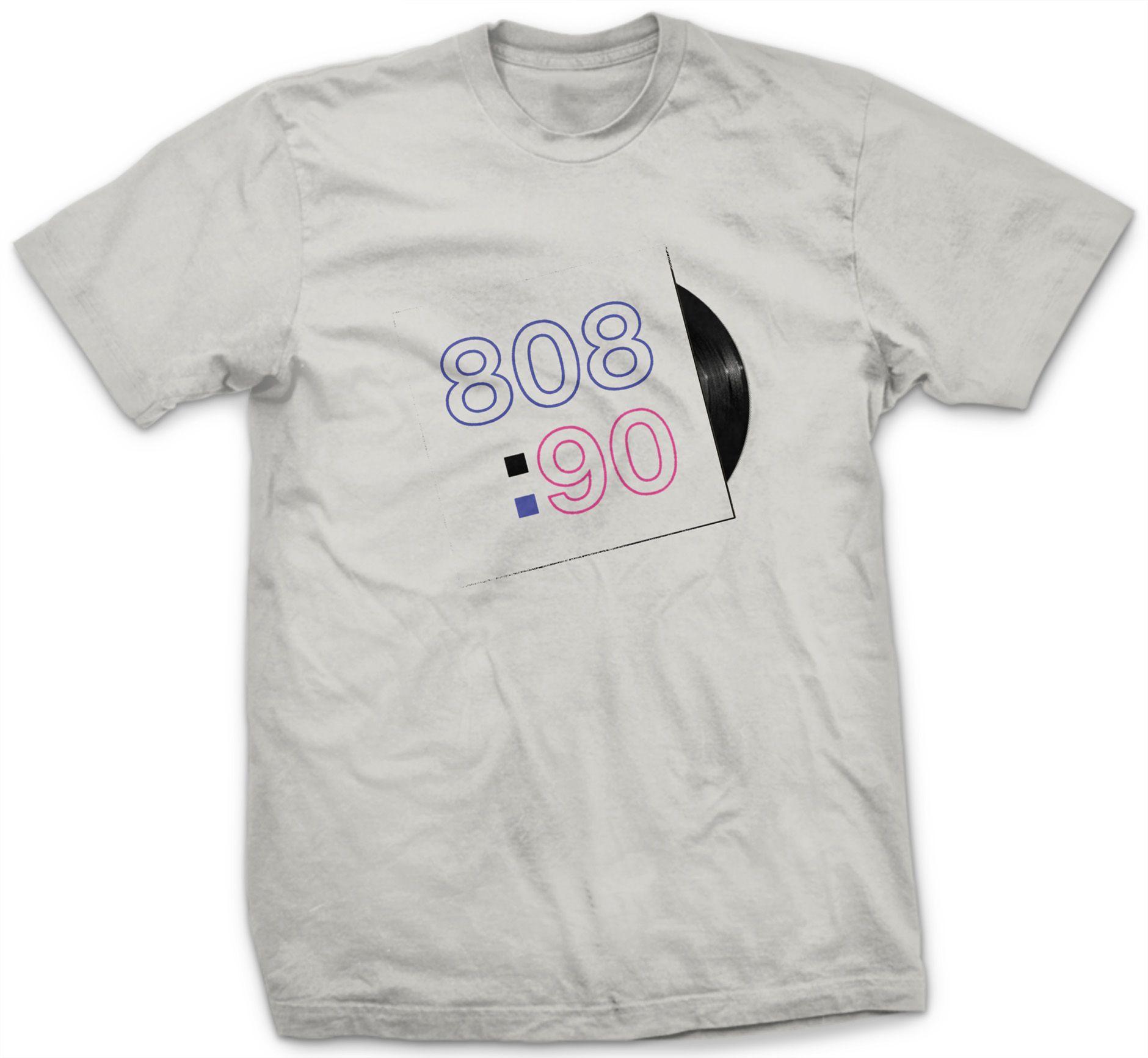 Camiseta 808 State