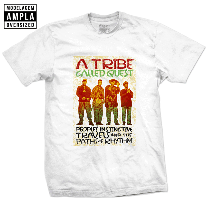 Camiseta A Tribe Called Quest