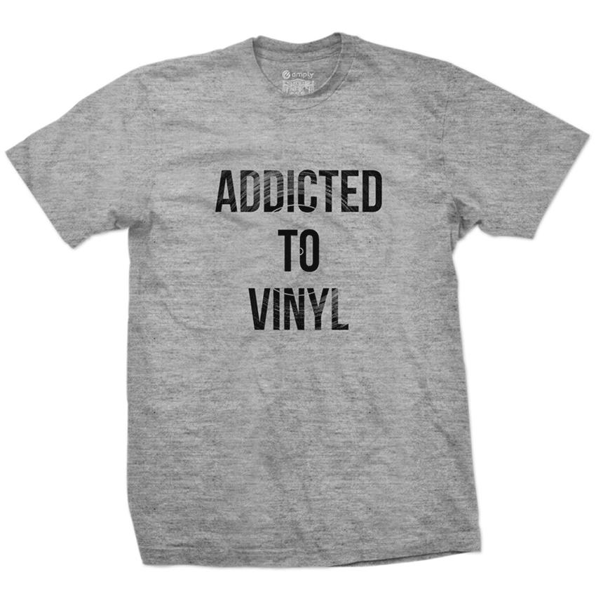 Camiseta Addicted to Vinyl