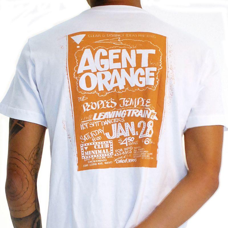 Camiseta Agent Orange