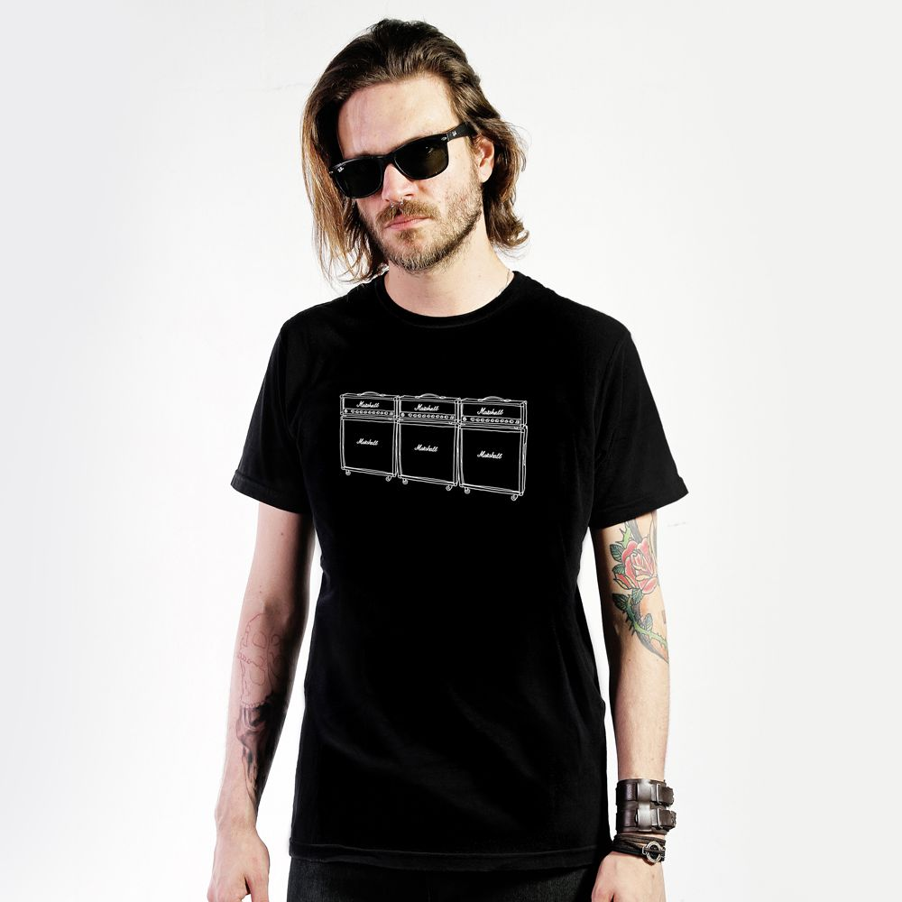 Camiseta Amplificadores