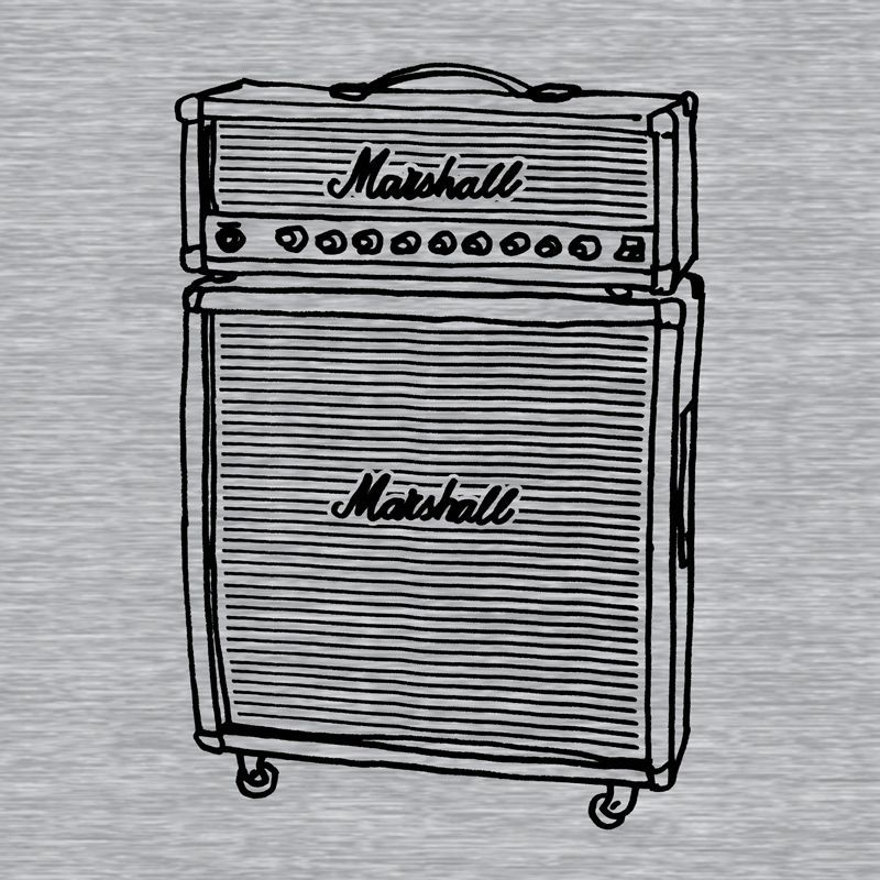 Camiseta Amplifier Marshall
