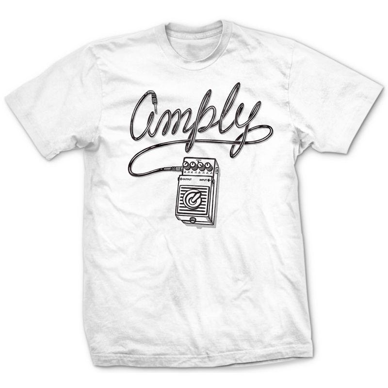 Camiseta Amply Plug