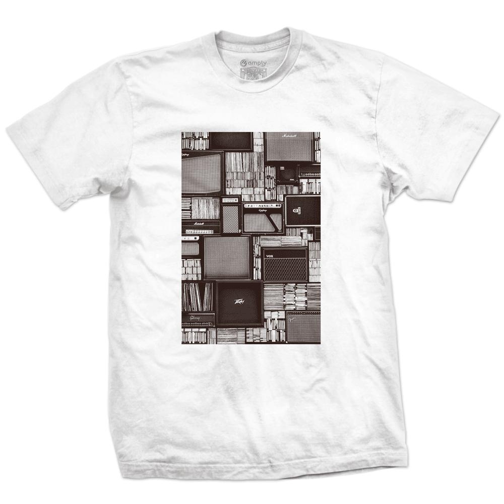 Camiseta Amplyfiers
