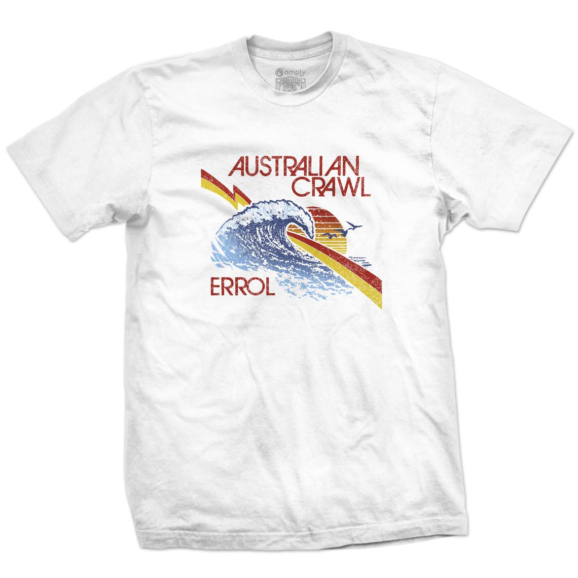 Camiseta Australian Crawl