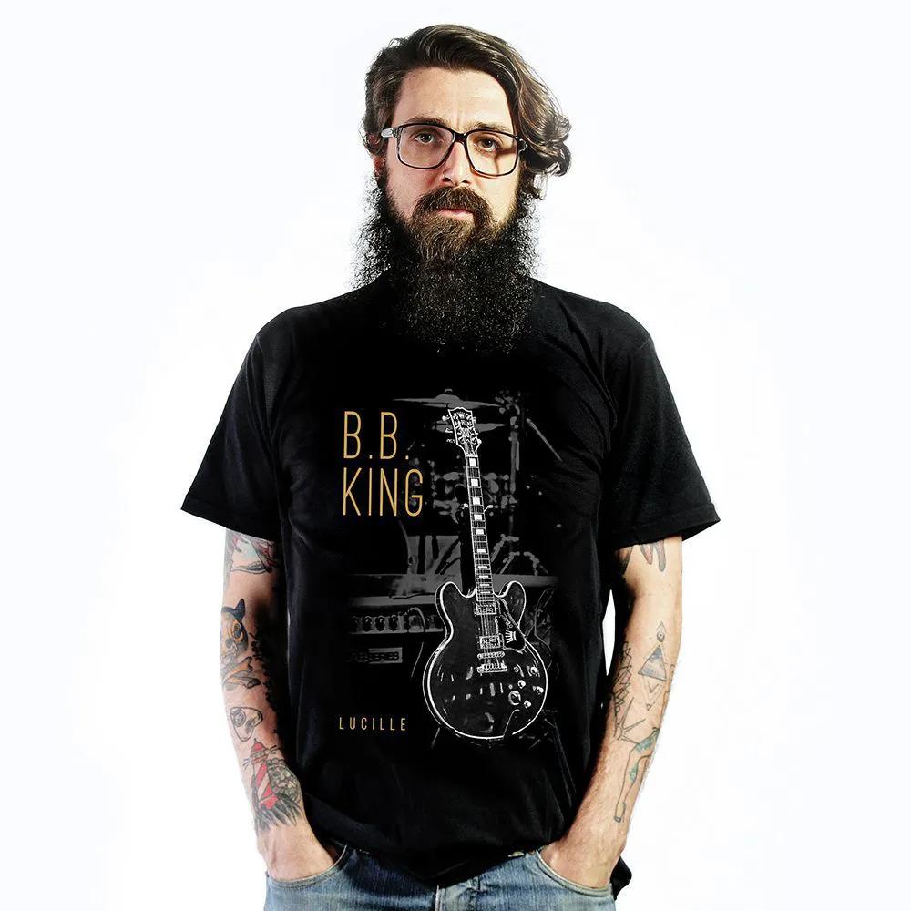 Camiseta B. B. King