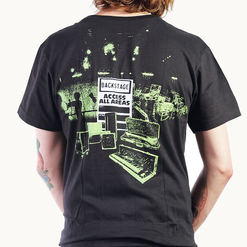 Camiseta Backstage